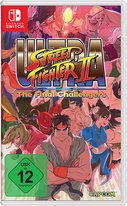 Cover zu Ultra Street Fighter 2: The Final Challengers - Nintendo Switch