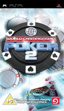 Cover zu World Championship Poker 2 - PSP