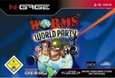 Cover zu Worms World Party - N-Gage