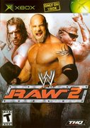 Cover zu WWE Raw 2 - Xbox