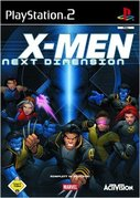 Cover zu X-Men: Next Dimension - PlayStation 2