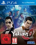 Cover zu Yakuza 0 - PlayStation 4