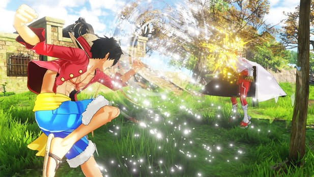 One Piece: World Seeker - Gameplay-Trailer zeigt bunte Spielwelt à la Super Mario Odyssey