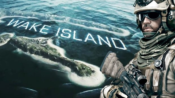 Trailer zu Wake Island