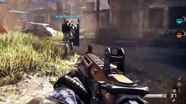Call of Duty: Ghosts - Detail-Trailer zur Favela-Map (»Invasion«-DLC)