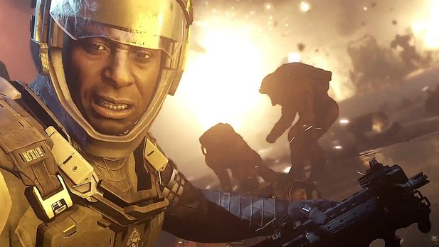 Call of Duty: Infinite Warfare - Erstes Gameplay-Video mit Weltraumkämpfen