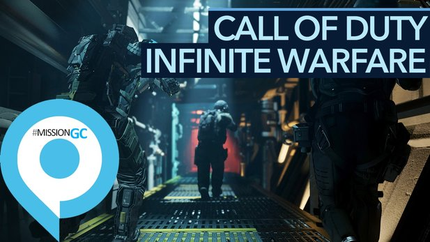 Call of Duty: Infinite Warfare - Hollywood-Star und Drehbuchautor im Studio