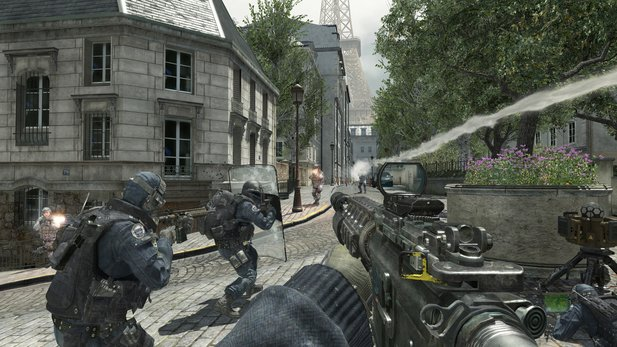 Infinity Ward sagt Spielern in Modern Warfare 3 den Kampf an.