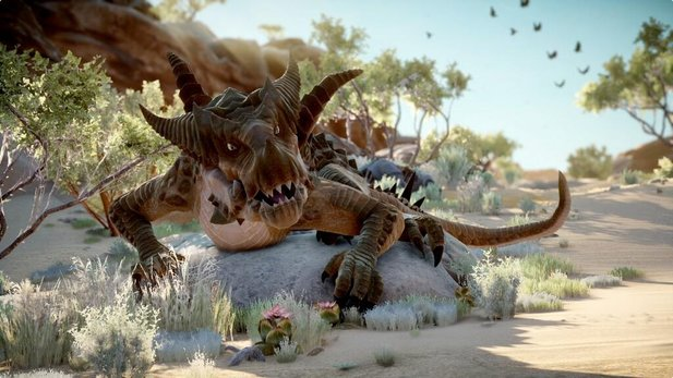 Ein Gameplay-Video von Dragon Age: Inquisition steht bereit.