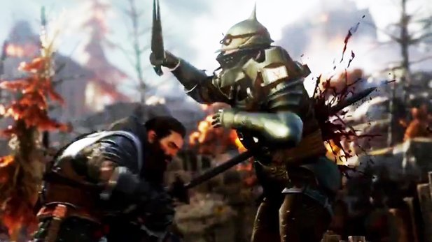 Ingame-Trailer von Dragon ADragon Age: Inquisition