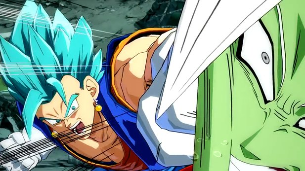 Dragon Ball FighterZ - Launch-Trailer zu Vegito (SSGSS) und Fused Zamasu