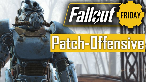 Fallout Friday - Video: Patch-Vorschau & Unsterblicher Spieler in Fallout 76