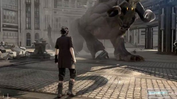 Final Fantasy XV - E3-Trailer mit actionreichen Gameplay-Szenen & Bossgegner