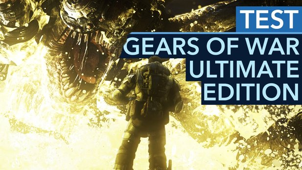 Gears of War: Ultimate Edition - Test-Video zum Deckungsshooter-Remaster