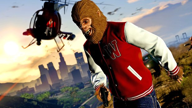 GTA 5 - Trailer: Die Freeroam-Events in GTA Online kommen