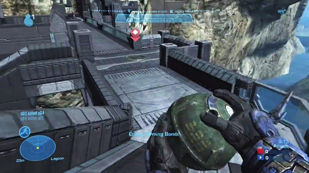 Halo: Reach - Cage Match