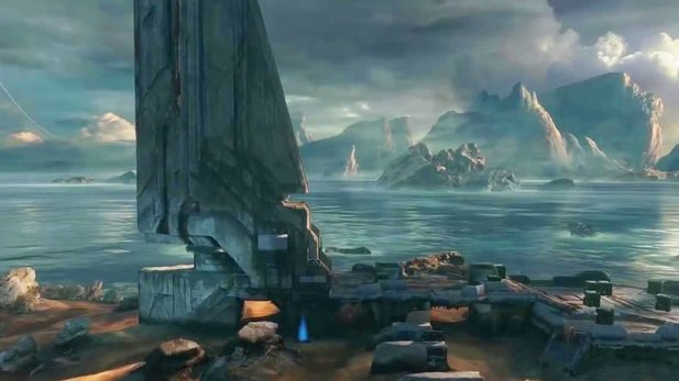 Halo: The Master Chief Collection - Gameplay-Video zur neuen Map Remnant/Relic