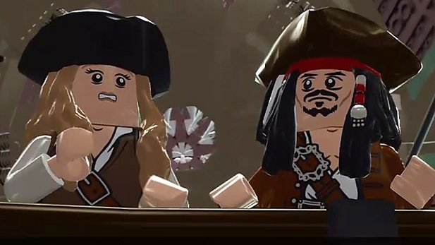 Lego Pirates of the Caribbean: Das Videospiel - Entwickler-Video zu den Figuren