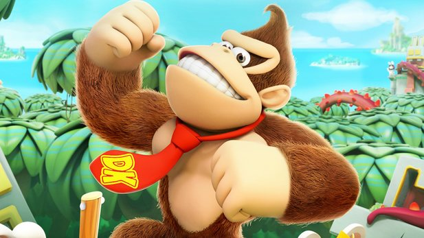 Mario + Rabbids: Donkey Kong Adventure für Nintendo Switch im Test.