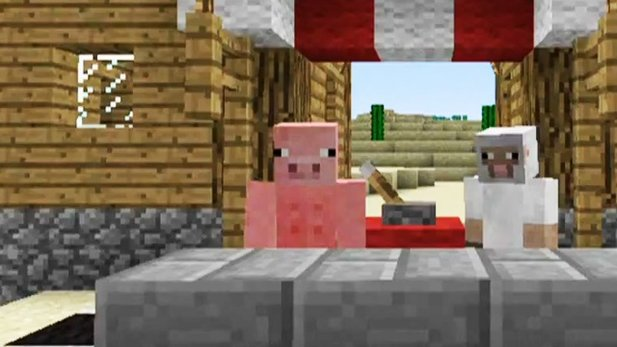 Minecraft: Xbox 360 Edition - Trailer: Das Creative-Mode-Update 1.8.2. ist da!