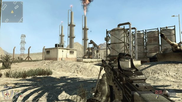 Modern Warfare 2 (dt.): Fuel