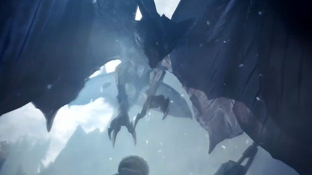 Monster Hunter World: Iceborne - Story-Trailer stellt die neue Kampagne vor