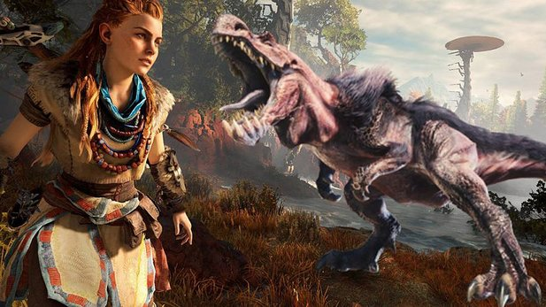 Monster Hunter Horizon: Zero Dawn in the Witcher World ist die Mutter aller Crossover-Events.
