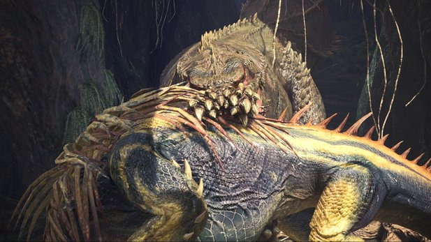 Deviljho kommt bald zu Monster Hunter World.