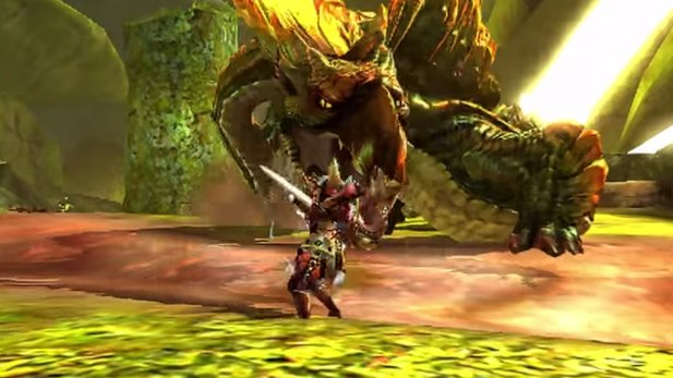 Monster Hunter X - Trailer: Gameplay zeigt Monsterjäger in Aktion