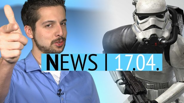News: Star Wars Battlefront ohne Battlelog - Geheime Uncharted-Film-Infos von Wikileaks