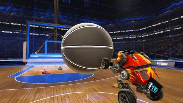 Rocket League - Gameplay-Trailer stellt den Hoops-Modus vor