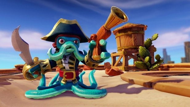 Test-Video von Skylanders: Swap Force