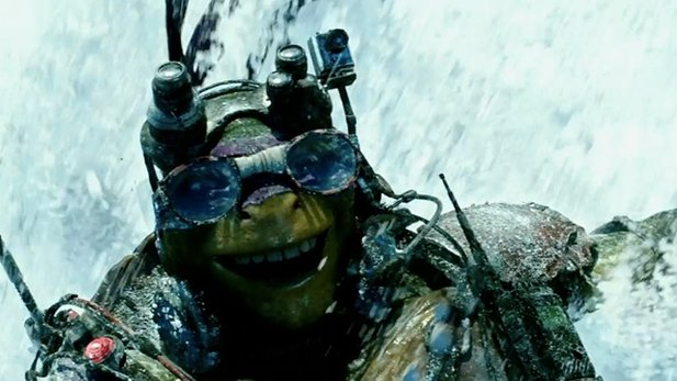 Teenage Mutant Ninja Turtles - Exklusiver Actionclip aus dem Film