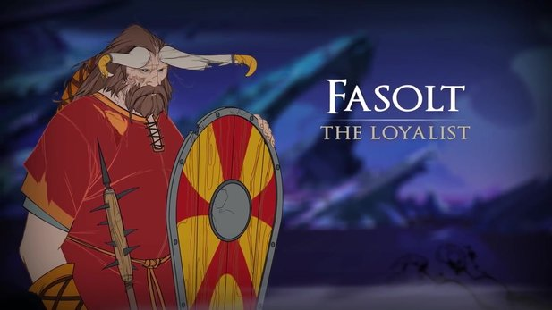 The Banner Saga 3 - Charakter-Trailer: Fasolt, der Loyalist