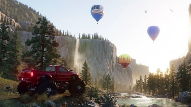 The Crew: Wild Run - Launch-Trailer zur Rennspiel-Erweiterung