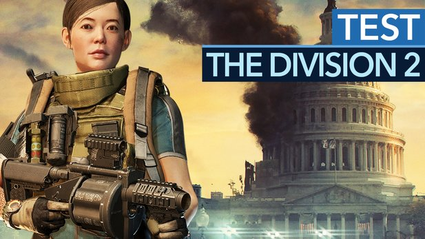 The Division 2 - Test-Video zum vorbildlichen Loot-Shooter