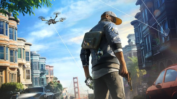 "Die Worte ""This is everything"" sorgen für Aufregung unter Watch Dogs-Fans."