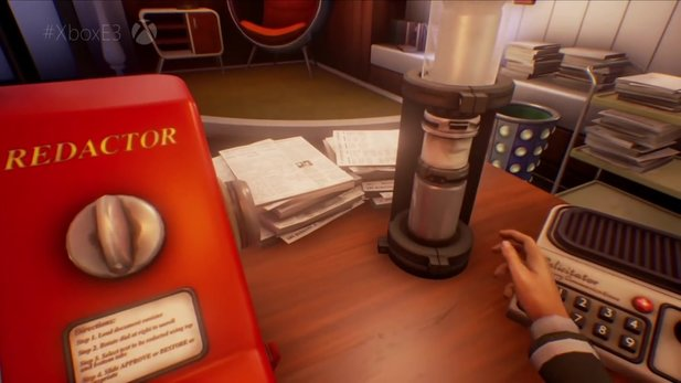 We Happy Few - E3-Gameplay-Demo des dystopischen Roguelikes