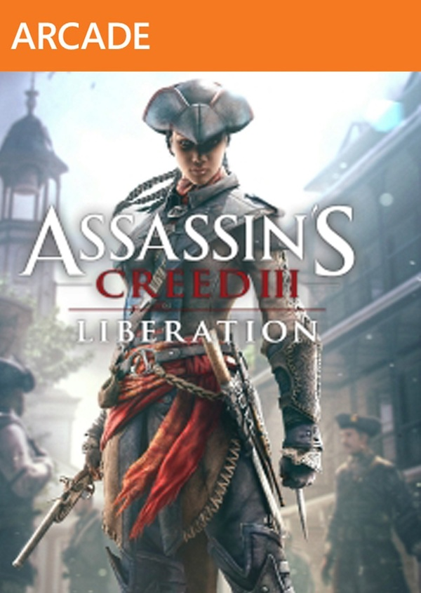 Cover zu Assassin's Creed: Liberation HD