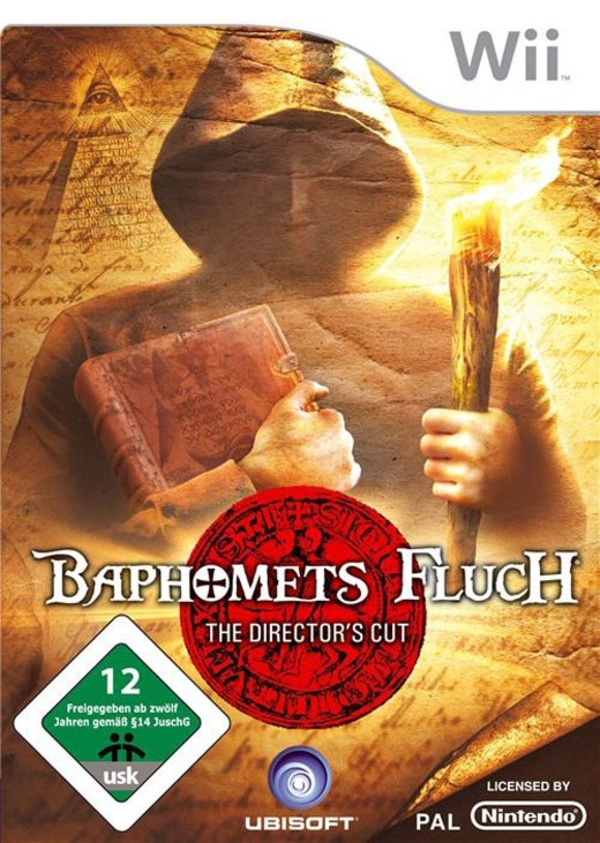 Cover zu Baphomets Fluch: The Directors Cut