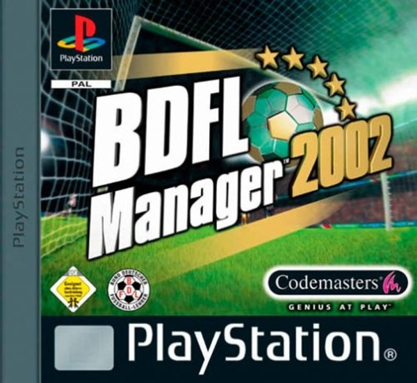 Cover zu BDFL Manager 2002