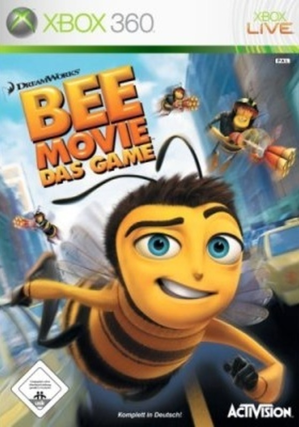 Cover zu Bee Movie: Das Game