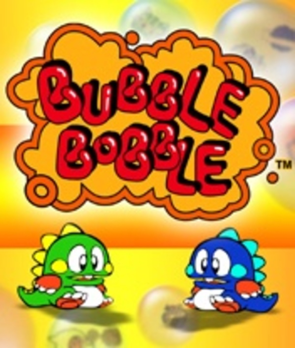 Cover zu Bubble Bobble