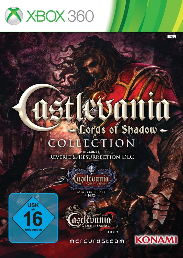 Cover zu Castlevania: Lords of Shadow Collection