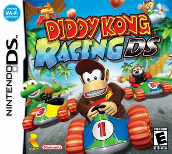 Cover zu Diddy Kong Racing DS