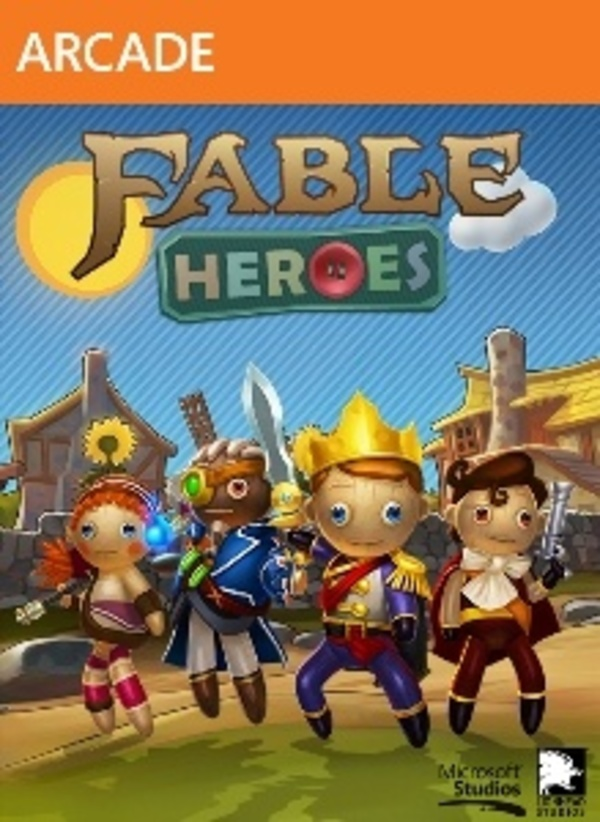 Cover zu Fable Heroes