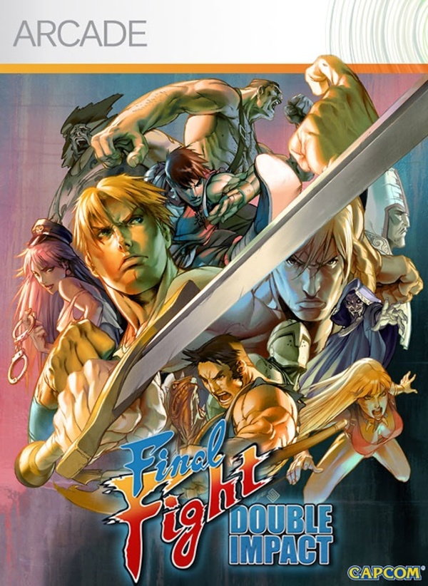 Cover zu Final Fight: Double Impact