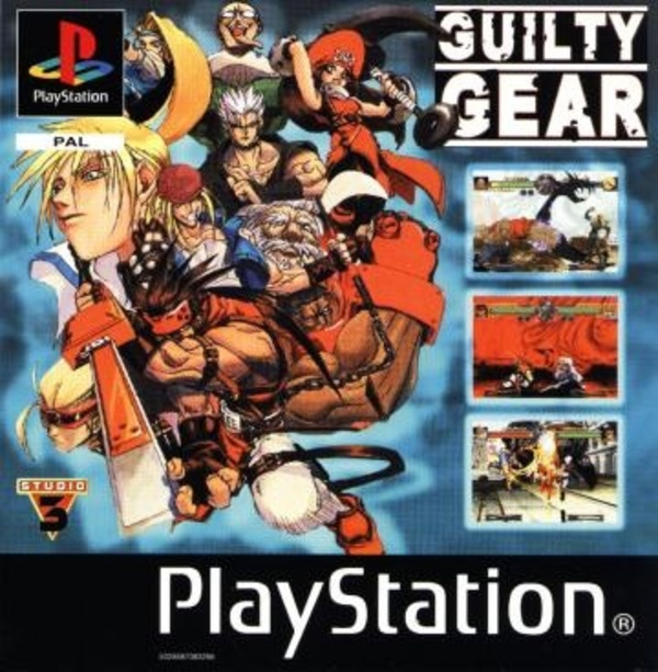 Cover zu Guilty Gear