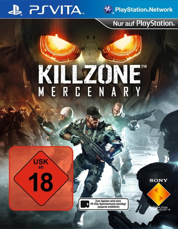 Cover zu Killzone Mercenary