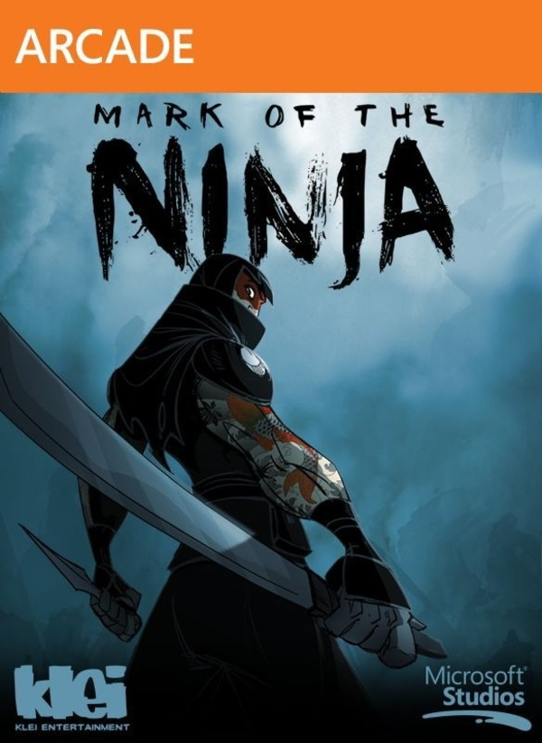 Cover zu Mark of the Ninja